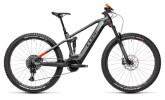 e-Mountainbike Cube Stereo Hybrid 120 TM 625 flashgrey´n´orange