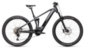 e-Mountainbike Cube Stereo Hybrid 120 Race 625 iridium´n´black