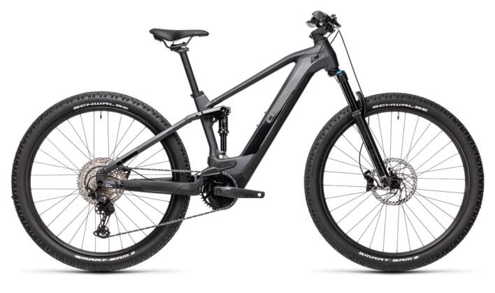e-Mountainbike Cube Stereo Hybrid 120 Race 625 iridium´n´black 2021
