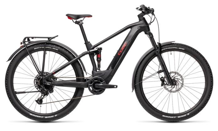 e-Mountainbike Cube Stereo Hybrid 120 Pro Allroad 625 black´n´red 2021