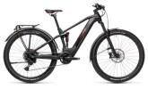 e-Mountainbike Cube Stereo Hybrid 120 Pro Allroad 500 black´n´red