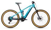e-Mountainbike Cube Stereo Hybrid 120 Pro 500 petrol´n´blue