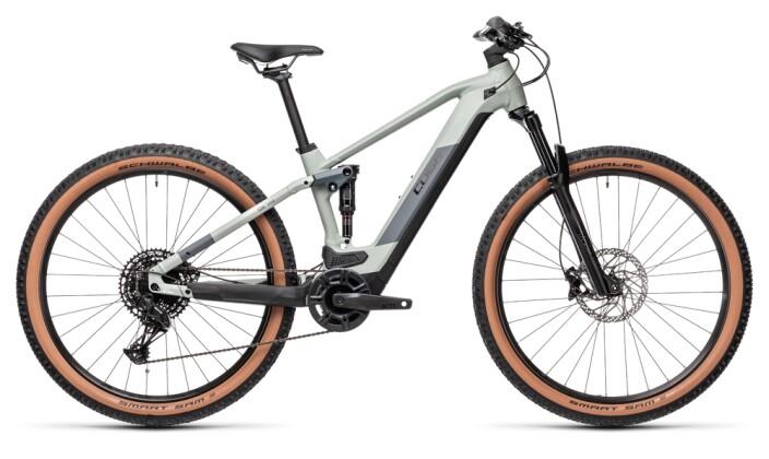 e-Mountainbike Cube Stereo Hybrid 120 Pro 500 lunar´n´grey 2021