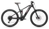 e-Mountainbike Cube Stereo Hybrid 120 Pro 625 black´n´red