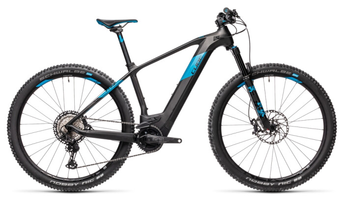 e-Mountainbike Cube Elite Hybrid C:62 SL 625 29 carbon´n´blue 2021