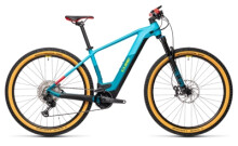e-Mountainbike Cube Reaction Hybrid SLT 625 29 petrol´n´peach