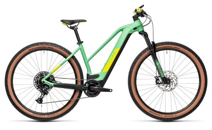 e-Mountainbike Cube Reaction Hybrid SL 625 29 mint´n´lime 2021