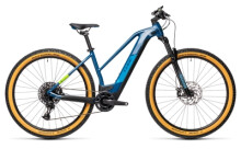 e-Mountainbike Cube Reaction Hybrid SL 625 29 blue´n´green