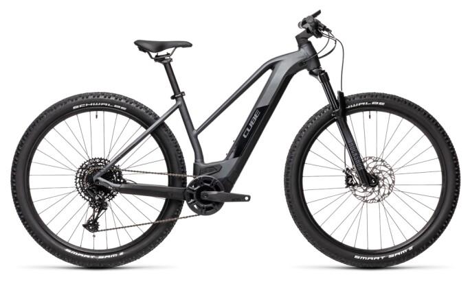 e-Mountainbike Cube Reaction Hybrid SL 625 29 iridium´n´black 2021