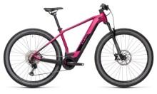e-Mountainbike Cube Reaction Hybrid Race 625 29 berry´n´black