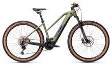 e-Mountainbike Cube Reaction Hybrid Race 625 29 green´n´orange