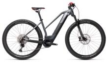 e-Mountainbike Cube Reaction Hybrid Race 625 29 grey´n´red