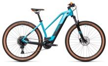 e-Mountainbike Cube Reaction Hybrid Pro 625 29 petrol´n´orange