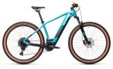 e-Mountainbike Cube Reaction Hybrid Pro 500 29 petrol´n´orange
