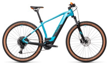e-Mountainbike Cube Reaction Hybrid Pro 500 29 petrol´n´orange