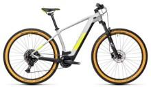 e-Mountainbike Cube Reaction Hybrid Pro 625 29 grey´n´yellow