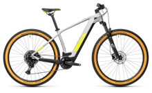 e-Mountainbike Cube Reaction Hybrid Pro 500 29 grey´n´yellow