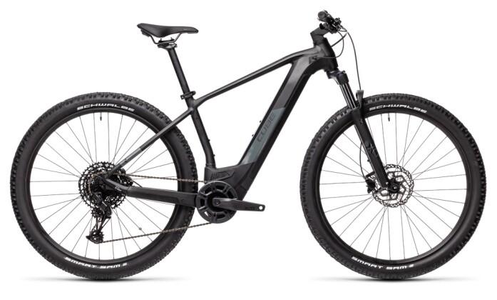 e-Mountainbike Cube Reaction Hybrid Pro 625 29 black´n´grey 2021