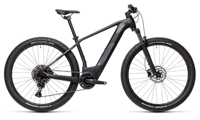 e-Mountainbike Cube Reaction Hybrid Pro 500 29 black´n´grey 2021