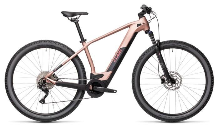 e-Mountainbike Cube Reaction Hybrid ONE 500 29 blushmetallic´n´grey 2021