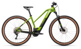 e-Mountainbike Cube Reaction Hybrid ONE 500 29 deepgreen´n´black