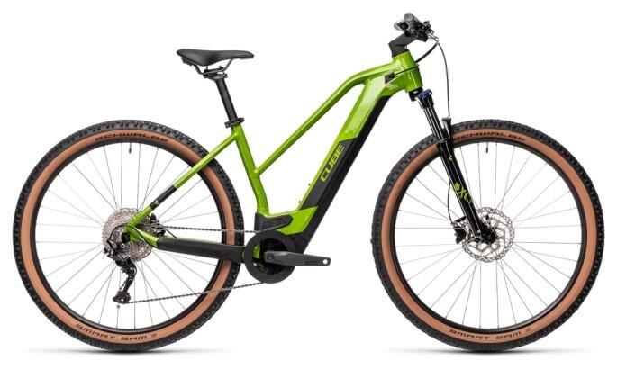 e-Mountainbike Cube Reaction Hybrid ONE 500 29 deepgreen´n´black 2021