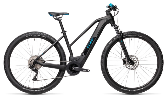 e-Mountainbike Cube Reaction Hybrid ONE 625 29 black´n´blue 2021