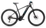 e-Mountainbike Cube Reaction Hybrid ONE 625 29 black´n´blue