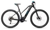 e-Mountainbike Cube Reaction Hybrid ONE 500 29 black´n´blue