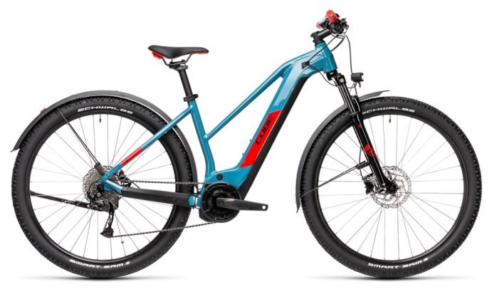 e-Mountainbike Cube Reaction Hybrid Performance 400 Allroad 2021