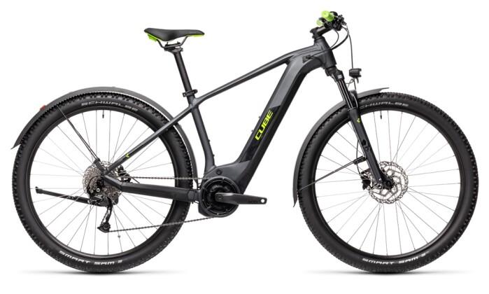 e-Mountainbike Cube Reaction Hybrid Performance 500 2021