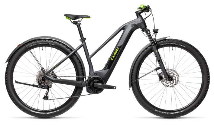 e-Mountainbike Cube Reaction Hybrid Performance 400 2021