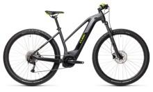 e-Mountainbike Cube Reaction Hybrid Performance 625 iridium´n´green