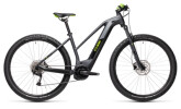 e-Mountainbike Cube Reaction Hybrid Performance 500 iridium´n´green