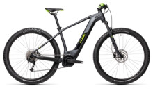 e-Mountainbike Cube Reaction Hybrid Performance 400 iridium´n´green