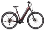 e-Mountainbike Cube Nuride Hybrid Pro 625 Allroad berry´n´grey