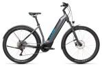 e-Mountainbike Cube Nuride Hybrid Pro 625 Allroad grey´n´blue