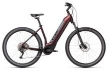 e-Mountainbike Cube Nuride Hybrid Pro 500 berry´n´grey
