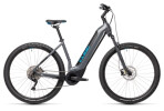 e-Mountainbike Cube Nuride Hybrid Pro 625 grey´n´blue