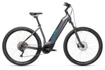 e-Mountainbike Cube Nuride Hybrid Pro 500 grey´n´blue