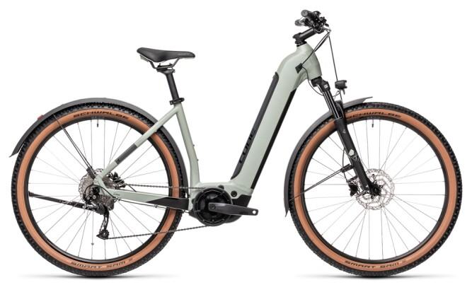 e-Mountainbike Cube Nuride Hybrid Performance 625 Allroad 2021