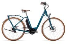 e-Citybike Cube Ella Cruise Hybrid 400 petrol´n´grey