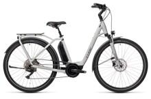e-Trekkingbike Cube Town Sport Hybrid Pro 500 grey´n´grey