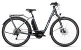 e-Trekkingbike Cube Town Sport Hybrid ONE 400 iridium´n´grey