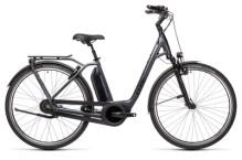 e-Citybike Cube Town RT Hybrid EXC 500 iridium´n´black