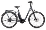 e-Citybike Cube Town Hybrid EXC 500 iridium´n´black