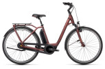 e-Citybike Cube Town RT Hybrid Pro 500 red´n´red