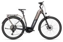 e-Trekkingbike Cube Kathmandu Hybrid SLT 625 teak´n´iridium