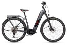 e-Trekkingbike Cube Kathmandu Hybrid SL 625 iridium´n´red