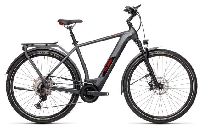 e-Trekkingbike Cube Kathmandu Hybrid SL 625 iridium´n´red 2021